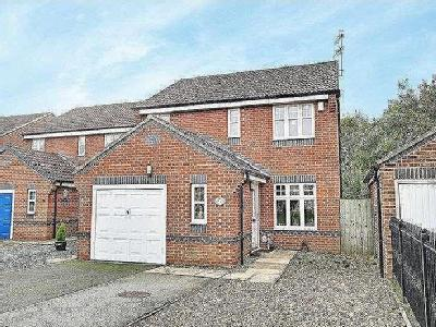 Colemans Road, Hedon, Hu12 - Detached