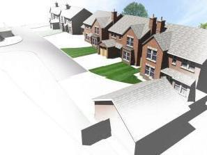 Plot 4, Roby Nook, Station Road L36