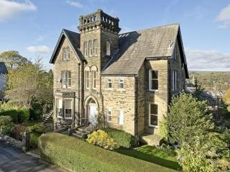 Holme Lea, 2 Queens Road, Ilkley, West Yorkshire LS29