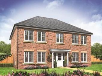 The Portland at Hatchlands Park, Ingleby Barwick, Stockton-On-Tees TS17