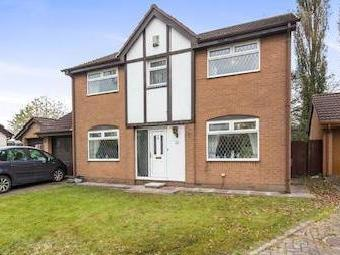 Broomehouse Avenue, Irlam, Manchester, Greater Manchester M44