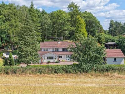Castle Hill, Wolverley, Kidderminster, Worcestershire, DY11