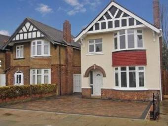 Rockley Road, Leicester LE4 - House
