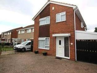 Trevino Drive, Leicester LE4 - House
