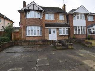 Withcote Avenue, Leicester Le5