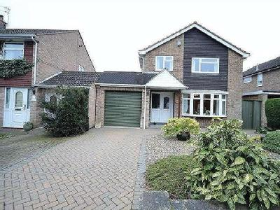 Marston Crescent, Countesthorpe, Leicester, Le8