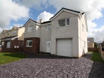 Off Nant Y Pandy, New Build, Llangefni LL77