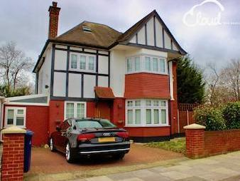 Shirehall Park Nw4 - Detached, Modern