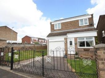 Upperfield Road, Maltby, Rotherham, South Yorkshire, UK S66