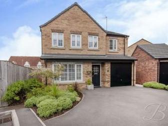 Jade Court, Mansfield NG18 - Detached