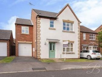 High Hazel Drive, Mansfield Woodhouse, Mansfield NG19