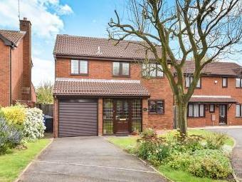Slaidburn Close, Mickleover, Derby DE3