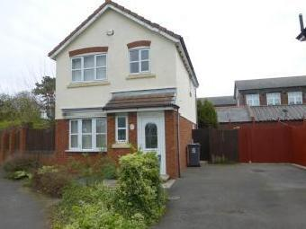 Longfellow Drive, New Ferry, Wirral CH62