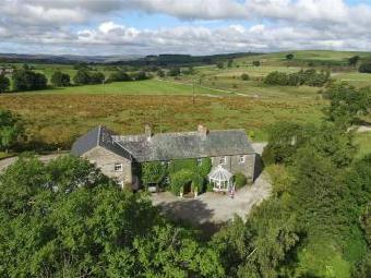 The Moss And 3 Holiday Cottages, Newbiggin On Lune, Cumbria CA17