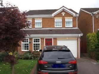 Houses And Flats For Sale In Bretby BurtonOnTrent From Crew - Cool cars bretby