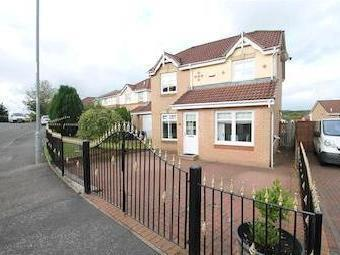 Mcmahon Drive, Newmains, Lanarkshire Ml2