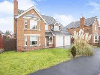 Wych Elm Road, Oadby, Leicester, Leicestershire Le2