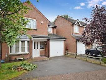 Fludes Court, Oadby, Leicester Le2
