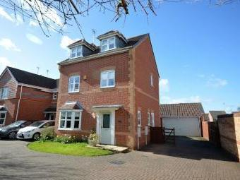 Willow Herb Close, Oadby, Leicester Le2
