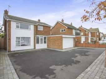 Coombe Rise, Oadby, Leicester, Leicestershire Le2