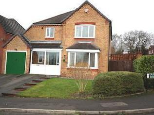 Curlew Road, Packmoor, Stoke-on-trent St7