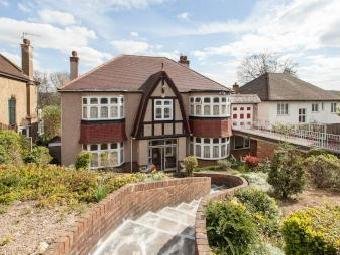 Pampisford Road, Purley CR8 - Garden