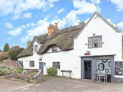 Station Road, Quorn, LE12 - Fireplace