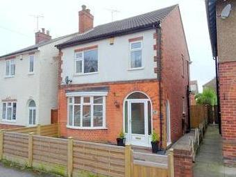Meadow Road, Ripley DE5 - Garden