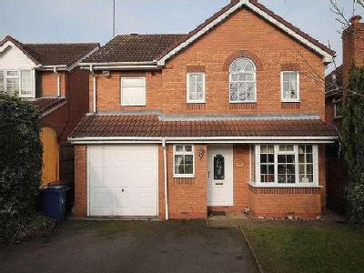 Thorn Close, Rugeley, Ws15 - Detached
