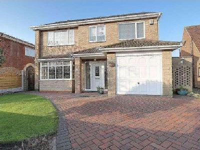 Weymouth Crescent, Scunthorpe, Dn17