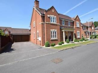 Grenedier Close, Shinfield RG2