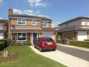 Cygnet Close, Sleaford NG34 - House