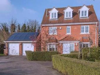 Oat Drive, Sleaford, Lincolnshire Ng34