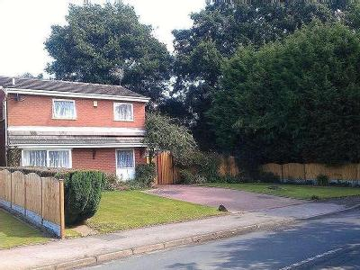 Peterbrook Road, Shirley, Solihull, West Midlands, B90