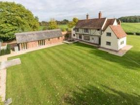 Stoke-By-Nayland, Wick Road, Colchester CO6