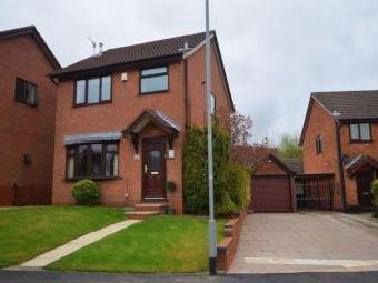 Chilgrove Close, Stoke-On-Trent ST1