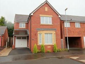 Candler Drive, Stone ST15 - Detached