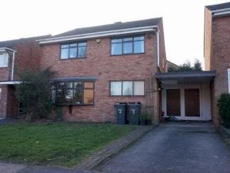 Monkspath, Walmley, Sutton Coldfield B76