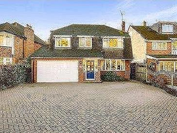 Monmouth Drive, Sutton Coldfield, West Midlands, B73