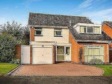 Marwood Croft, Sutton Coldfield, West Midlands, B74