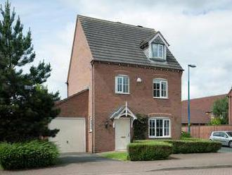 Harvest Fields Way, Four Oaks, Sutton Coldfield B75