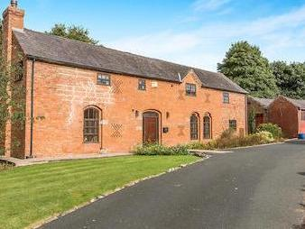 The Barn, Terrick, Whitchurch SY13