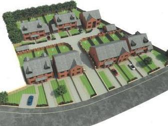 Brand New Development, Vale Road, Thrybergh, Rotherham, South Yorkshire S65