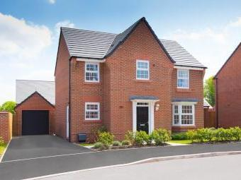 Mitchell at Manor Drive, Upton, Wirral CH49