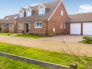 Royal Oak Close, Upwood, Ramsey, Huntingdon PE26