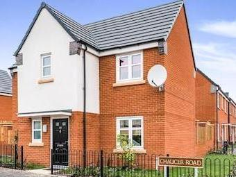 Chaucer Road, Walsall, West Midlands, . Ws3