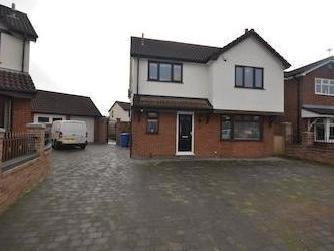 Castle Green, Kingswood, Warrington Wa5