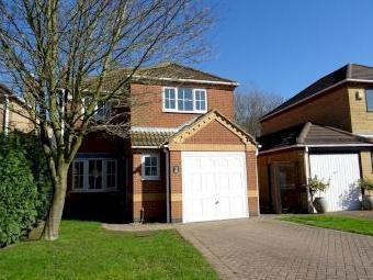 Kingfisher Close, Whitwick, Leicestershire LE67