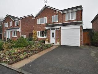 Old Vicarage Road, Willaston, Neston Ch64