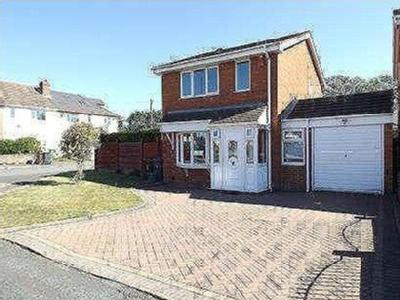 Hawkswell Drive, Willenhall, West Midlands, Wv13